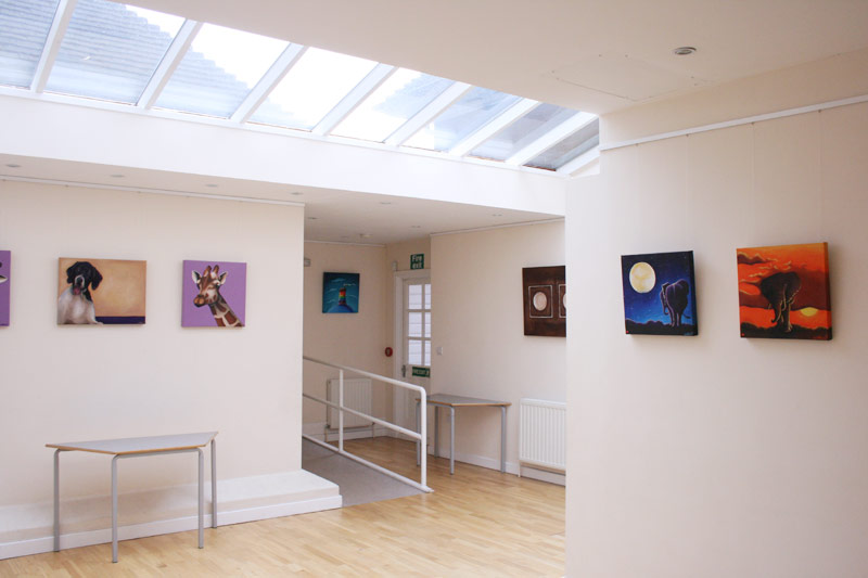 New Gallery Space